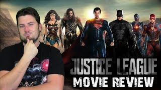 Download Justice League (2017) - Movie Review Video
