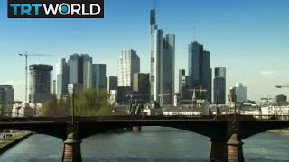 Download Germany Economy: Frankfurt eager to become Europe's banking hub Video