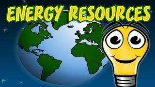 Download Different Sources of Energy, Using Energy Responsibly, Educational Video for Kids Video
