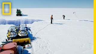 Download Ross Ice Shelf Research | Continent 7: Antarctica Video