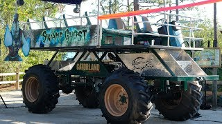Download Inside the NEW Stompin Gator Off-Road Adventure Ride at Gatorland Video