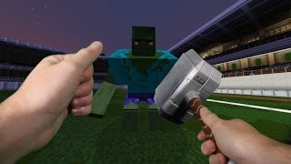 Download Realistic Minecraft - SUPERHERO IN REAL LIFE! Video