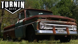 Download Flipping a $1200 Big Back Window C10 Into Cash | Untouched 1966 Fleetside Chevy C10 Truck Video