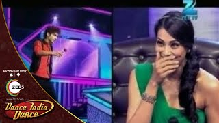 Download UNBELIEVABLE! Raghav Proposed Bipasha Basu In Slow Motion - Dance India Dance Season 3 Video
