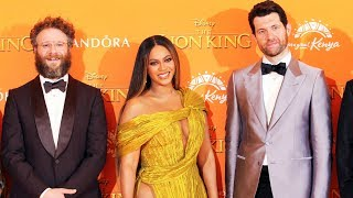 Download THE LION KING European Premiere Red Carpet Video