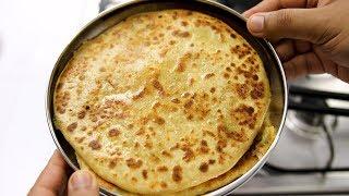 Download ढाबा वाली आलू पराठा की विधि - aloo ka paratha punjabi dhaba recipe cookingshooking Video