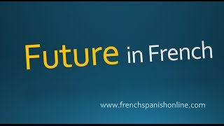 Download Future in French Video