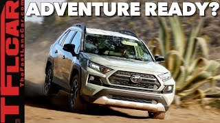 Download 2019 Toyota RAV4 Review: Can It Actually Go Off-Road? Video