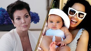 Download Kris Jenner FIGHTING Blac Chyna for Custody of Dream Kardashian Video