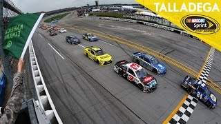 Download NASCAR Sprint Cup Series - Full Race - Geico 500 Video
