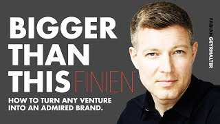 Download 🔴 5 Ways To Turn Any Business Into An Admired Brand w/ Fabian Geyrhalter Video