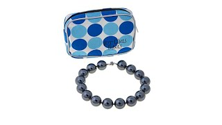Download Hot Girls Pearls Cool Chic Cooling Necklace w/Pouch Video
