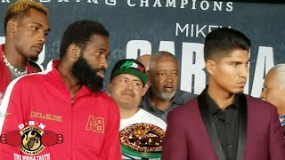Download Sh*t just got serious! BRONER-GARCIA FINAL FACE AT PRESS CONFERENCE Video
