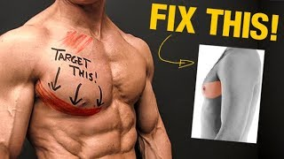 Download The LOWER Chest Solution (GET DEFINED PECS!) Video
