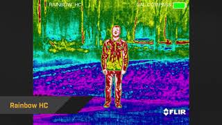 Download Introducing Video Palettes on the new FLIR Breach Thermal Monocular Video