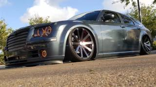 Download Bagged Dodge Magnum to 300 conversion Video