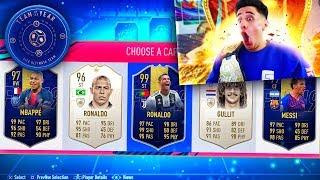 Download *FULL* TEAM OF THE YEAR FUTDRAFT GLITCH!!! (FIFA 19) Video