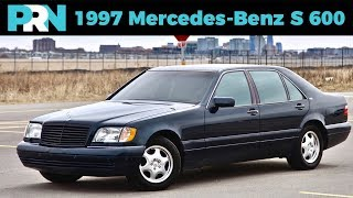 Download Straight-Piped V12 S600 | 1997 Mercedes-Benz S 600 | TestDrive Spotlight Video