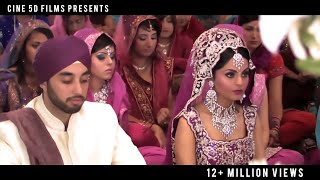 Download Sikh Wedding (Worlds Most watched Sikh Wedding, Videography by Punjab2000 /Cine5Dfilms) Video