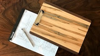 Download How To Make DIY Clipboards | Take Notes in Style Video