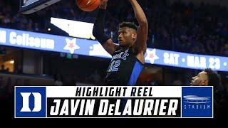 Download Javin DeLaurier Duke Basketball Highlights - 2018-19 Season | Stadium Video
