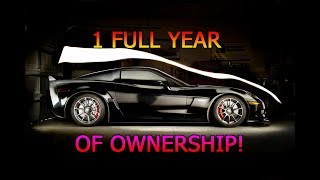 Download What's it like to own a 2012 Centennial Corvette Z06 Z07? FULL REVIEW Video