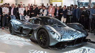Download Could Aston Martin's partnership with Rimac end the Regera?! Video
