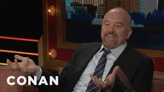 Download Louis C.K.: Dancing Is The Worst Possible Career Choice - CONAN on TBS Video