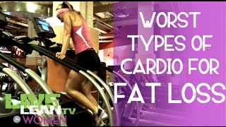 Download Worst Types of Cardio for Fat Loss For Women Video