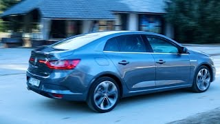 Download Renault Megane GrandCoupe 2017 Video