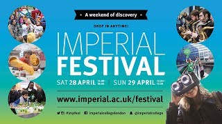 Download Imperial Festival 2018 | The Science of Fire Video