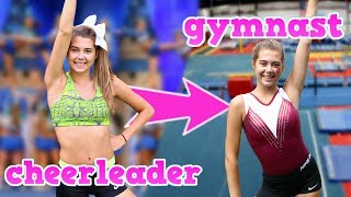Download Turning a Cheerleader into a Gymnast! Video