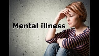 Download Mental illness - the overlooked cause Video