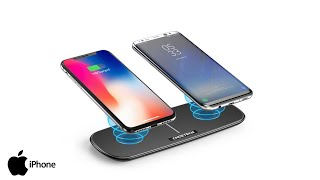 Download iPhone 9 & 9 Plus features & Wireless charging technology- 2017 (upcoming) Video