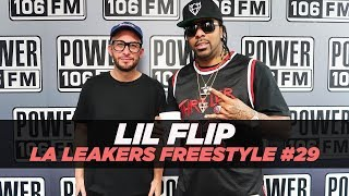 Download Lil Flip Freestyle With The L.A. Leakers | #Freestyle029 Video