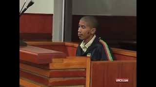 Download Witnesses identify Johannes Kana as the last person seen with Anene Booysens Video
