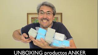 Download ANKER Batería con carga rápida 3 0 + accesorios UNBOXING & Review Video