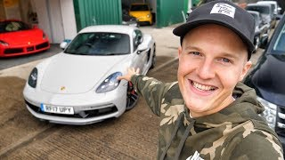 Download I Bought A Porsche 718 Cayman S Video