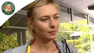 Download Maria Sharapova, superstitious? - 2014 French Open Video