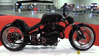 Download 2016 Millenium Fuller by Fuller Cycles - Walkaround - 2016 AIMExpo Orlando Video
