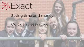Download Exam Access Arrangements with Exact Video