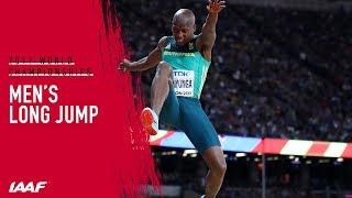 Download Men's Long Jump Final   IAAF World Championships London 2017 Video