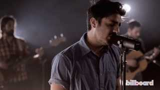 Download Young the Giant Perform ″Crystallized″ at Billboard Studios Video