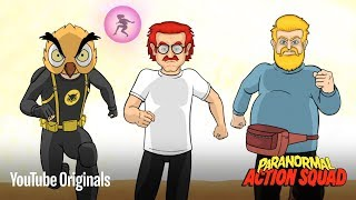 Download The Paranormal Action Squad | The Party Gets Us Started | Episode 1 Video