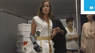Download Meet the Runway Model with One of the World's Most Advanced Prosthetic Limbs | Mashable Docs Video