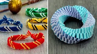 Download 10 Easy DIY Friendship Bracelets And Accessories Video