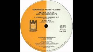 Download Arthur Fiedler - Saturday Night Fever Medley (1979) Video