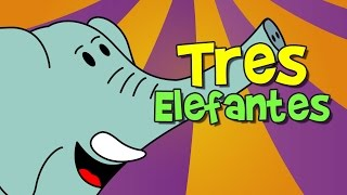 Download tres elefantes se balanceaban (canción infantil) Video