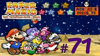 Download Let's Play! - Paper Mario: The Thousand-Year Door Part 71: Pianta Parlor Video