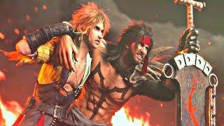 Download Dissidia FF NT - Final Battle Cinematic Cutscene (English) PS4 Pro Video